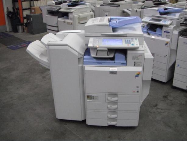 Ricoh Aficio MP C5501 Colour Photocopier