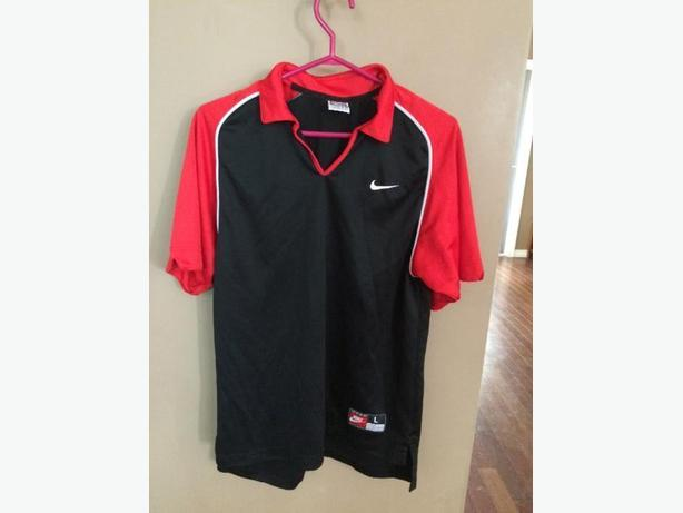 "As New Nike ""Team Sports"" Jersey L14-16"