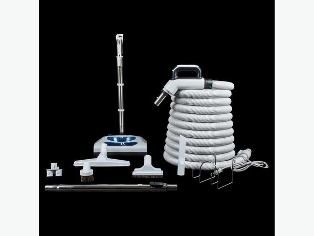 Central Vacuum Power Head Accessory Kit