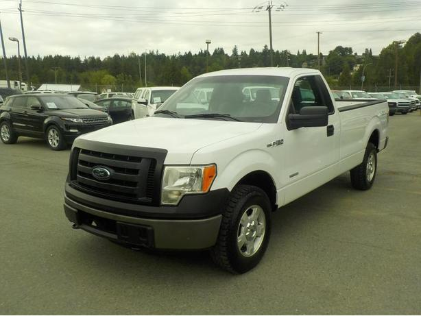 2014 Ford F-150 Regular Cab XL Long Box 4WD