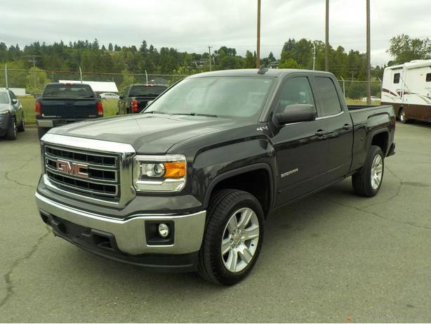 2015 GMC Sierra 1500 SLE Double Cab Short Box 4WD
