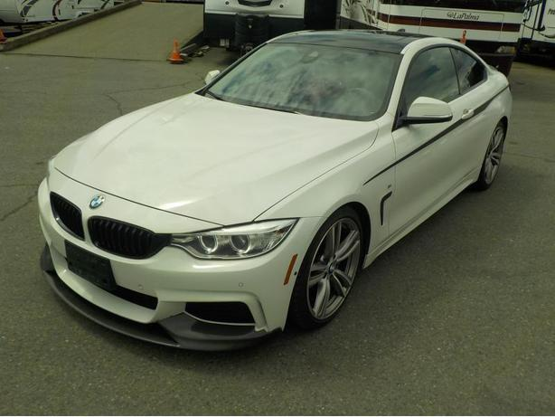 2014 BMW 435i xDrive w/ M Package