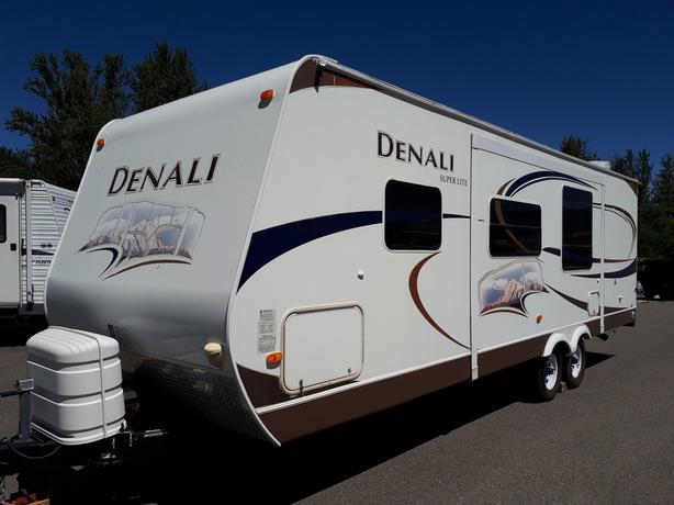 2009 Denali 260 FBX  SuperLite  Trailer