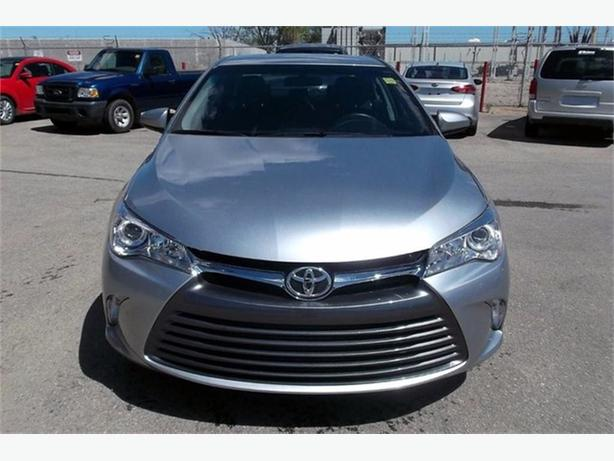 2015 toyota camry le accident free outside south. Black Bedroom Furniture Sets. Home Design Ideas