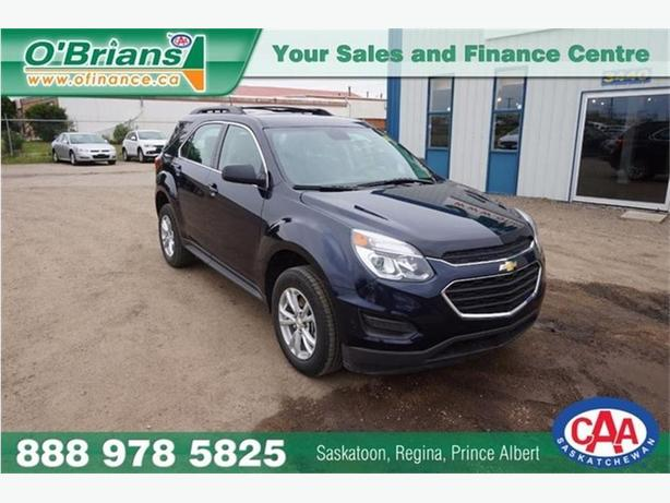 2017 Chevrolet Equinox LS w/Mfg Warranty, AWD