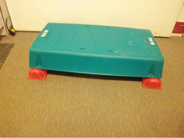 """Step II"" exerciser (stepper)"