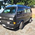 1991 Blue Westy - Westfalia Vanagon Full Camper
