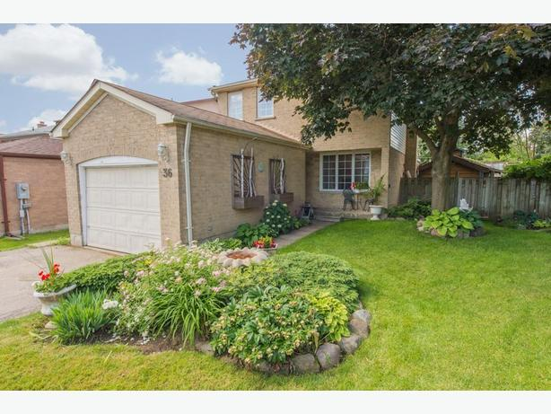 **SOLD** 36 Horton Cres Brampton Real Estate MLS Listing