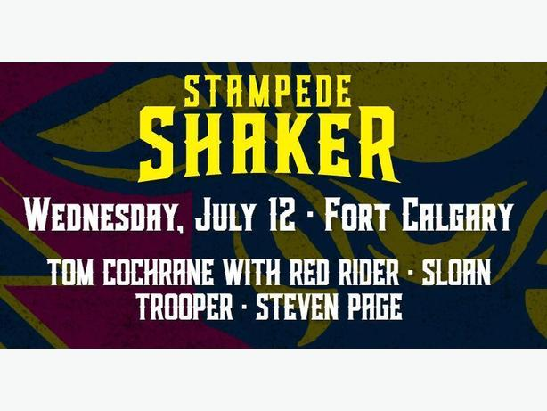 Stampede Shaker Tickets- Cheaper than face value