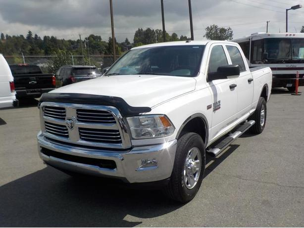 2014 Dodge Ram 2500 HD SLT Crew Cab Short Box 4WD