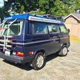 1991 Blue Westy - Westfalia Vanagon Full Camper