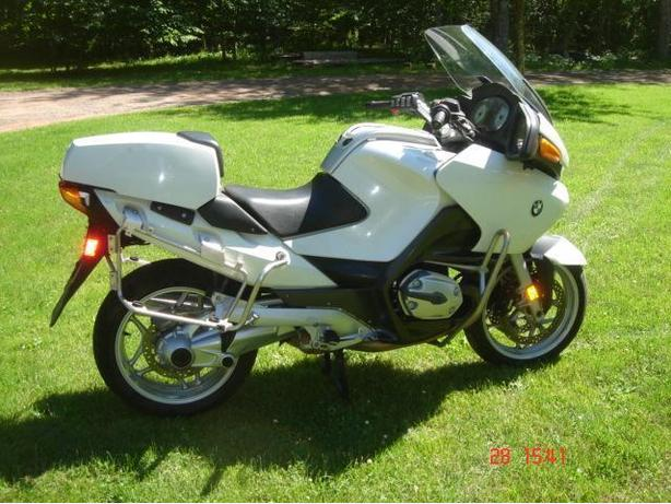 2006 BMW R1200RT (LOW KLM's)