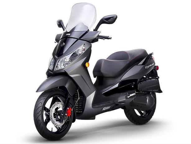 SYM Citycom 300cc Scooter- EFI, WIndshield, +MORE @ Tuff City Powersports