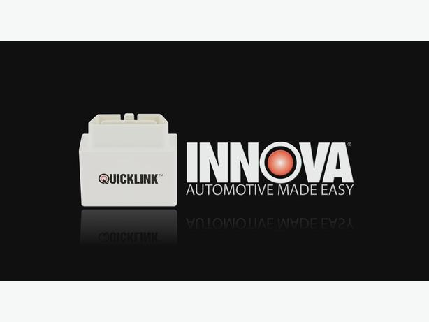 New in Package INNOVA® QUICKLINK™ Bluetooth OBD2 Scanner