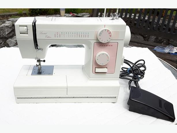janome sewing machine model 344 limited edition saanich victoria rh usedvictoria com janome 344 instruction manual janome sewing machine #344 manual