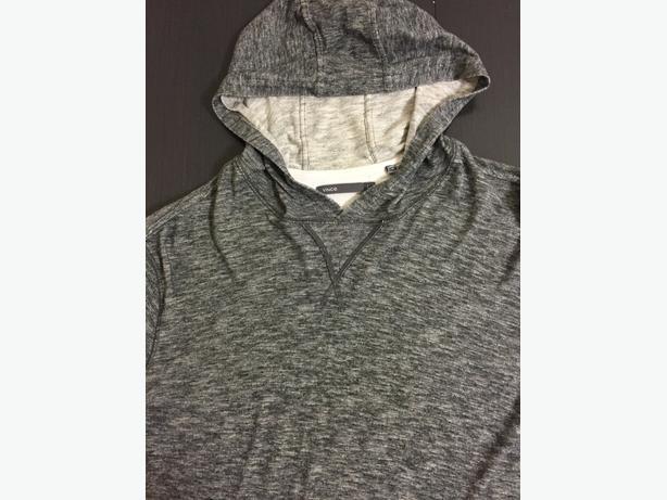 Vince lightweight hoodie size medium