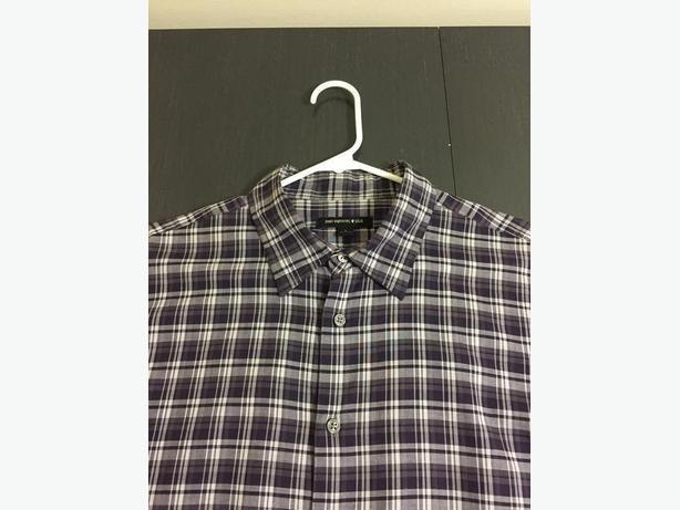 BNWOT John Varvatos casual button up shirt