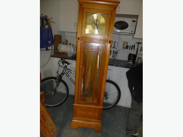 Faux Grandfather clock