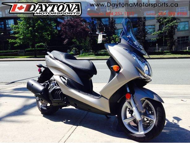2015 Yamaha SMAX Scooter  * SUMMER SPECIAL!!! *