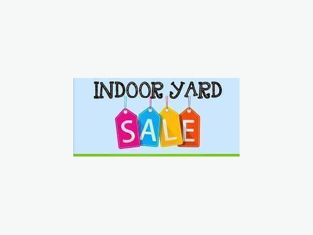 M.S. Society Indoor Yard Sale