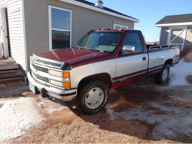 1994 Chevrolet Silverado Pick-up Truck 4x4