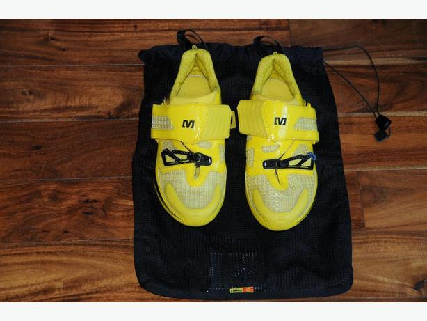 Mavic Ergoride Triathlon Shoes