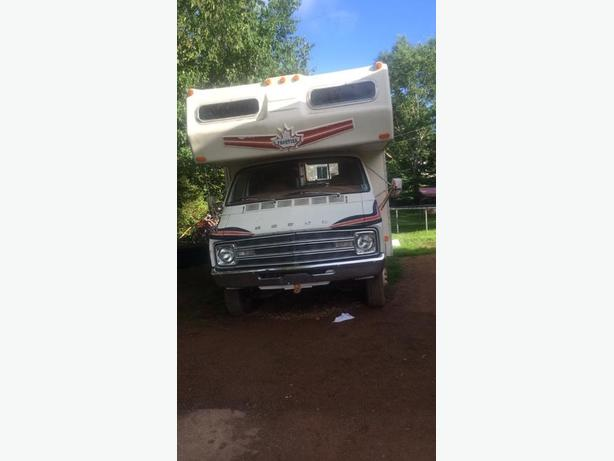 FOR TRADE: 1977 dodge rv