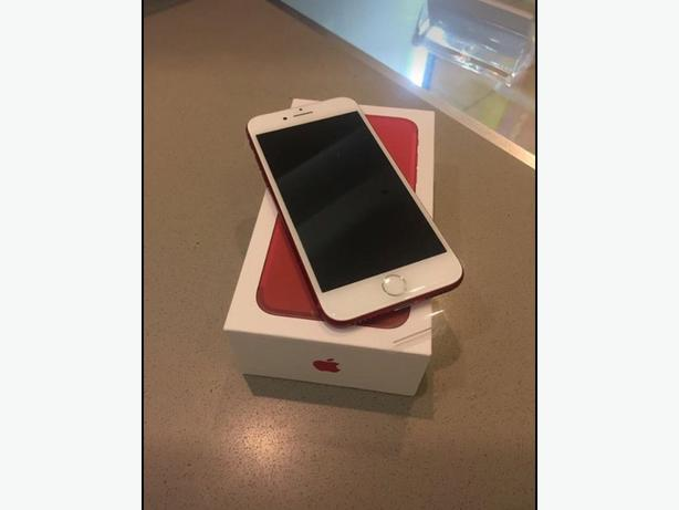 For sale Apple iPhone 7plus 128gb unlocked