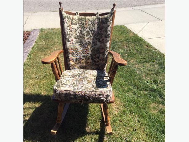 Rocking chairs/ chair
