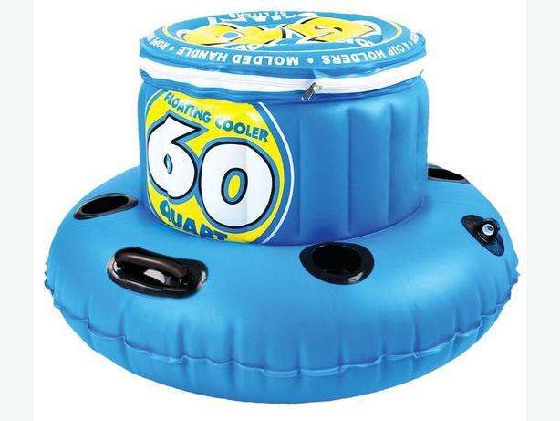 36-Inch 60 Quart Floating Cooler Brand New