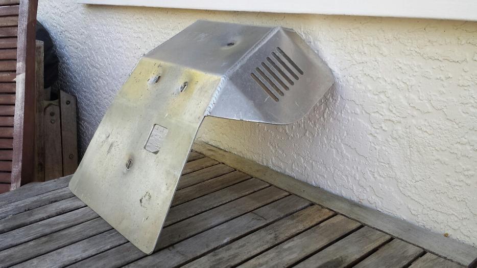 $140 · SUZUKI DRZ400 SKID PLATE, Devol Engineering