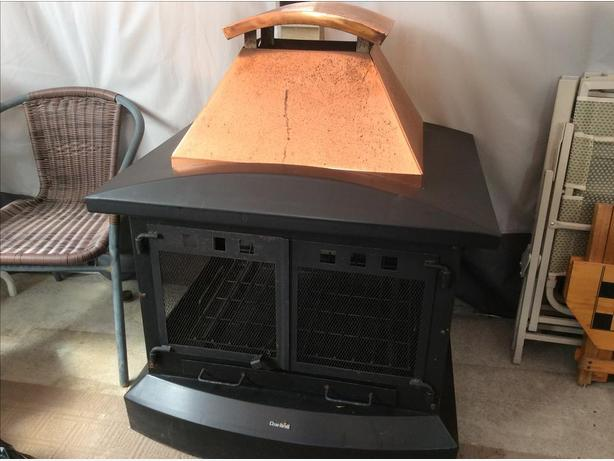 Char Broil Fire Pit New Condition Saanich Victoria