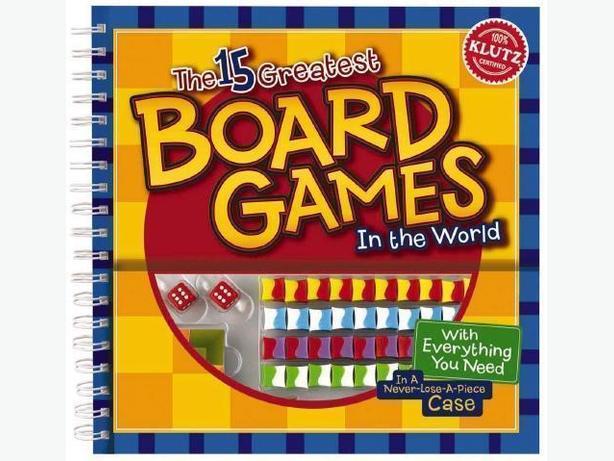 15 GREATEST BOARD GAMES