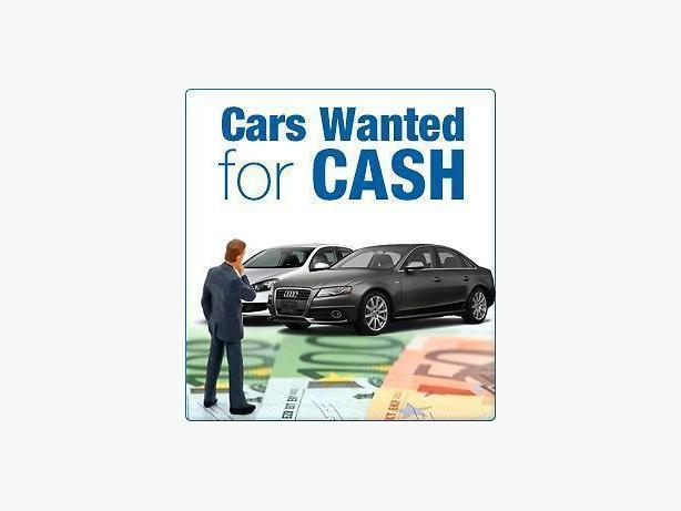 WANTED ALL CARS DEAD OR ALIVE !!! RUNNING OR NOT !!!