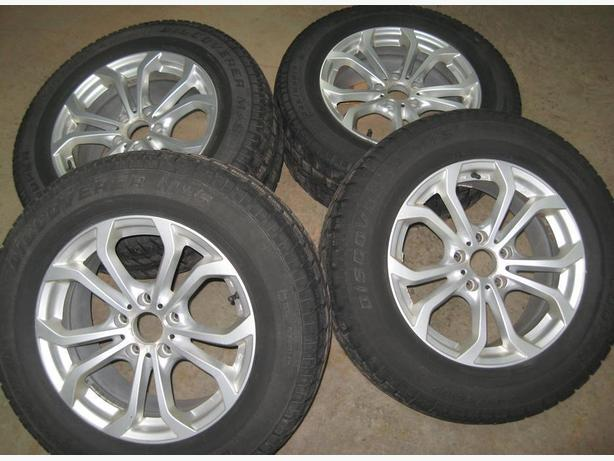 Tires & Rims for Honda Pilot