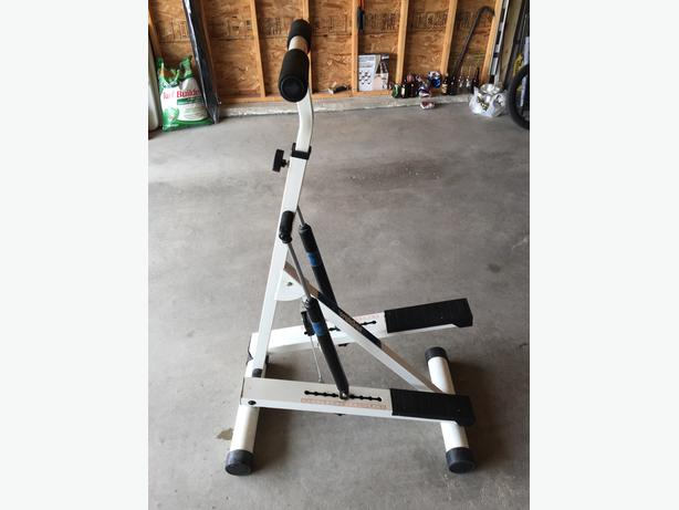 Weider Stair Climber Stepper Exercise