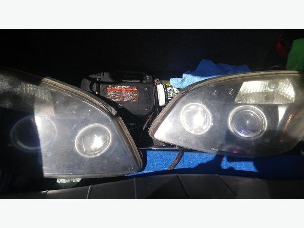 cobalt/g5 halo headlights.