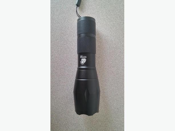 Atomic Beam USA Adjustable Flashlight