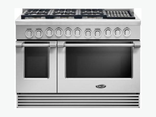 DCS RGV2486GLN 48 Stainless Steel Gas