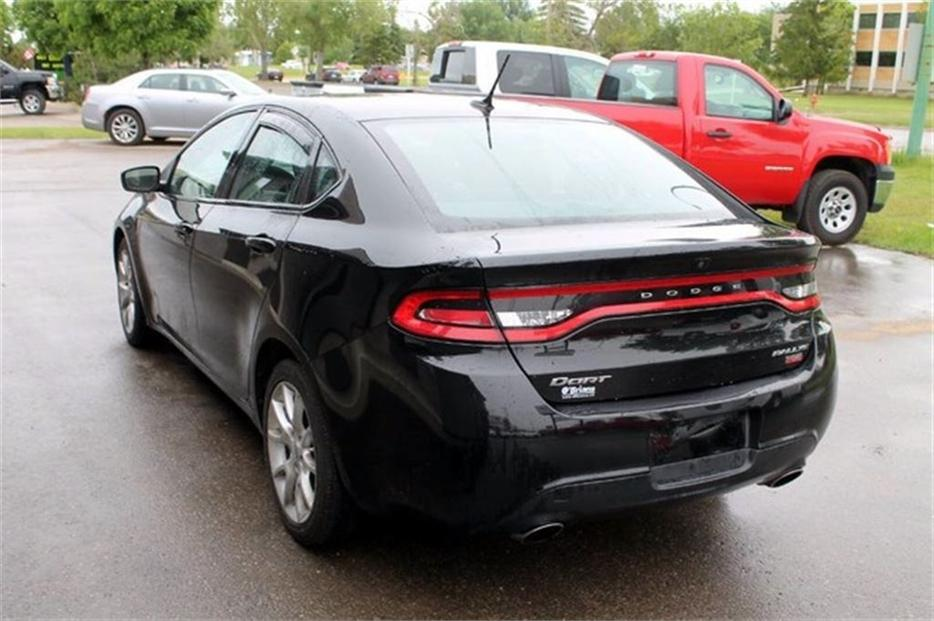 2013 dodge dart rallye turbo outside south saskatchewan regina. Black Bedroom Furniture Sets. Home Design Ideas