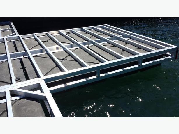 Aluminum Ocean or Lake Docks