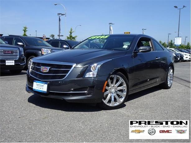 2015 Cadillac ATS 2.0 Turbo