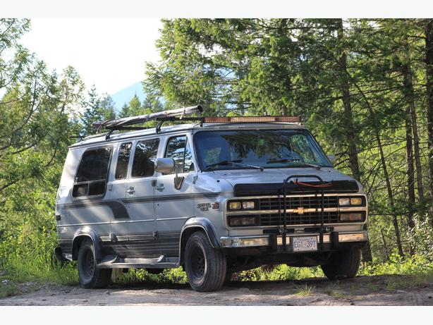 For Sale 1993 Chevrolet G20 Camper Van West Shore