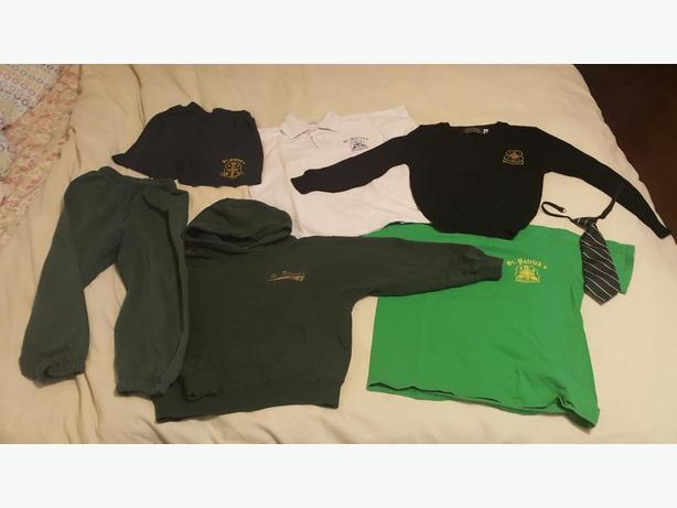 St. Patrick's Elementary School uniforms