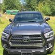 TRD Offroad with crawl control