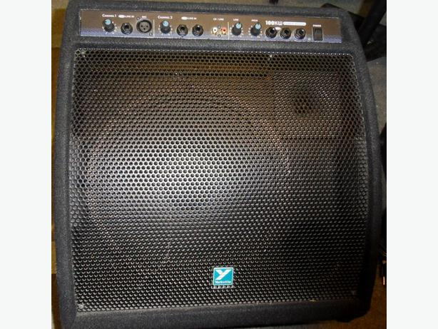 Yorkville KW100 Powered Monitor/Amplifier