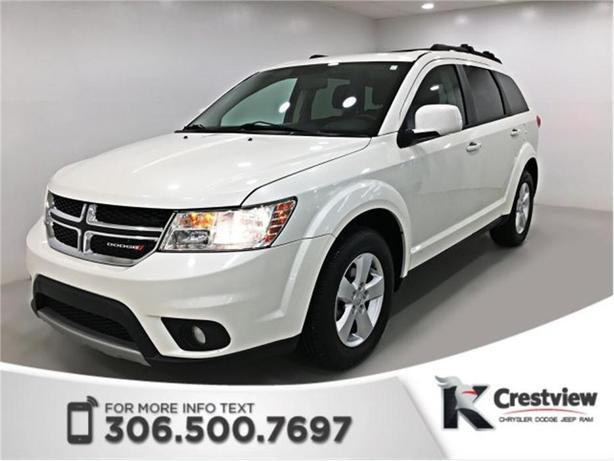 2012 Dodge Journey SXT FWD | Sunroof