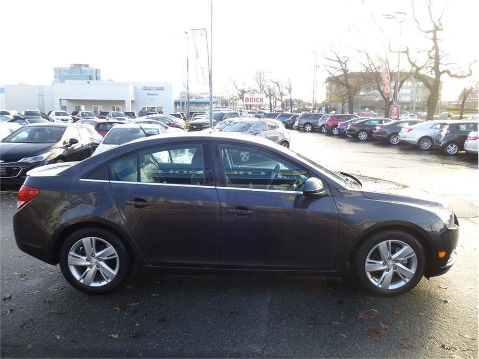 2014 Chevrolet Cruze Diesel Local To Victoria Well