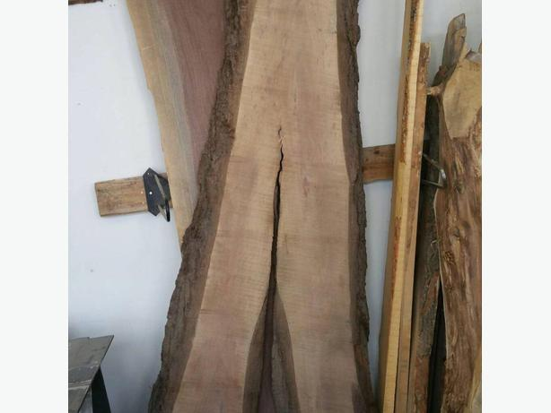 Rustic Live Edge Slabs and Custom Furniture