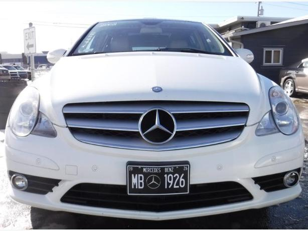 Excellent 2008 Mercedes R 350 4Matic Edition AWD,REAL DEAL